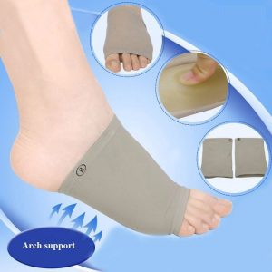 Gel Plantar Fasciitis Arch Support Sleeves