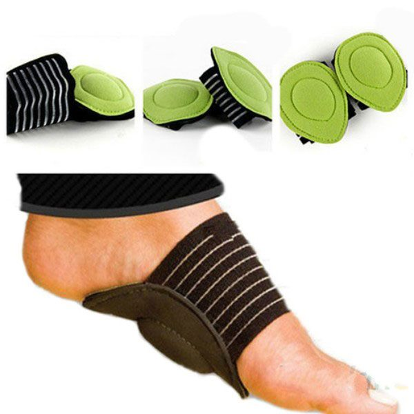 Pair Of Foot Arch Support